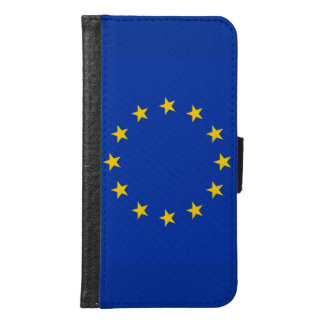 Europe flag samsung galaxy s6 wallet case