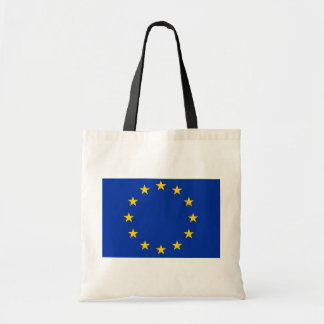 Europe flag tote bag