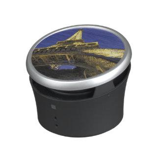 Europe, France, Paris, Eiffel Tower, evening 2 Bluetooth Speaker