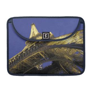 Europe, France, Paris, Eiffel Tower, evening 2 MacBook Pro Sleeves