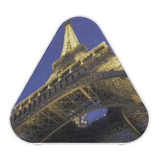 Europe, France, Paris, Eiffel Tower, evening 2 Speaker