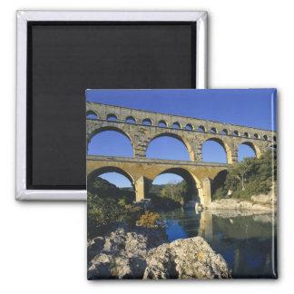 Europe, France, Pont du Gard. Pont du Gard, Magnet