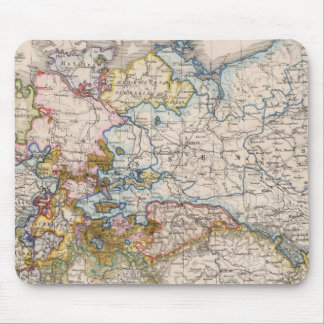 Europe, Germany, Austria Mouse Pad