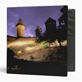 Europe, Germany, Numberg, Imperial Castle 3 Ring Binder