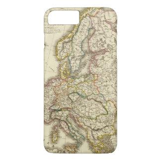 Europe in 1813 2 iPhone 7 plus case