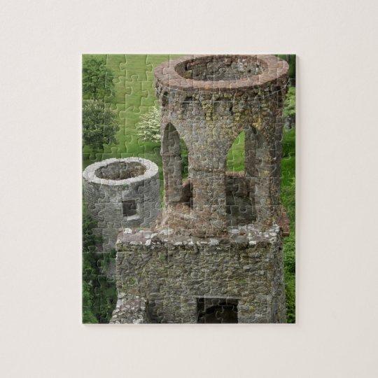 Europe, Ireland, Blarney Castle. THIS IMAGE Jigsaw Puzzle