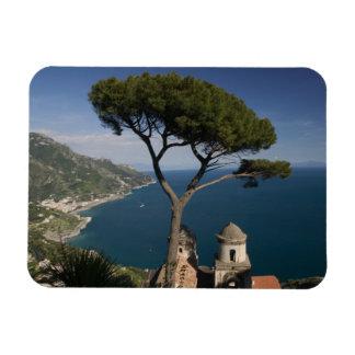 Europe, Italy, Campania, (Amalfi Coast), 2 Rectangular Photo Magnet