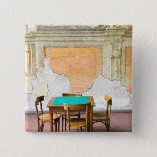 Europe, Italy, Campania (Sorrento Peninsula) 2 Inch Square Button