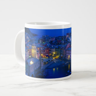 Europe, Italy, Cinque Terre, Vernazza. Hillside Giant Coffee Mug