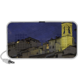 Europe, Italy, Florence, Architectural detail; Laptop Speaker