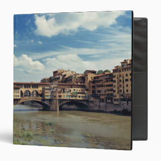 Europe, Italy, Florence. The Ponte Vecchio Vinyl Binders
