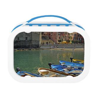 Europe, Italy, Liguria region, Cinque Terre, 2 Lunch Box