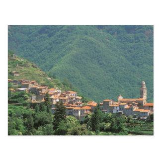 Europe, Italy, Liguria, Riviera di Ponente, 3 Postcard