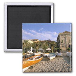 Europe, Italy, Liguria, Riviera di Ponente, 4 Magnet