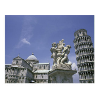 Europe Italy Pisa Leaning Tower of Pisa Postcards