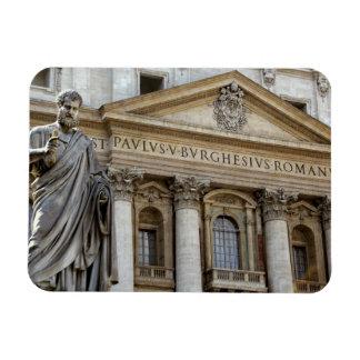 Europe, Italy, Rome. St. Peter's Basilica (aka 2 Magnet