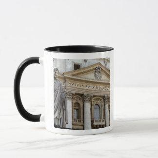 Europe, Italy, Rome. St. Peter's Basilica (aka 2 Mug