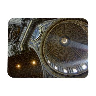 Europe, Italy, Rome. St. Peter's Basilica (aka Magnet