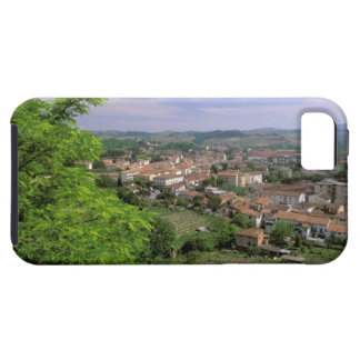 Europe, Italy, Tuscany, Certaldo. Medieval hill iPhone 5 Cases