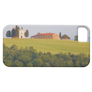 Europe; Italy; Tuscany, Chaple on The Hill iPhone 5 Covers