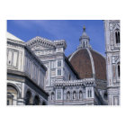 Europe, Italy, Tuscany, Florence. Piazza del 2 Postcard