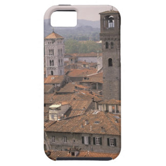 Europe, Italy, Tuscany, Lucca, Town panorama iPhone 5 Cover