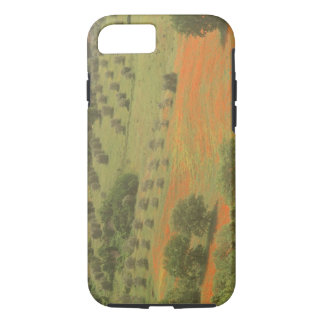 Europe, Italy, Tuscany, Val D'Orcia, Monte iPhone 7 Case