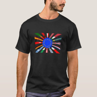 Europe, Land of the Rising Sun T-Shirt