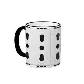 europe socket mug
