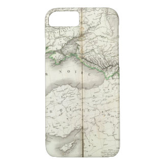 Europe Southeast iPhone 7 Case