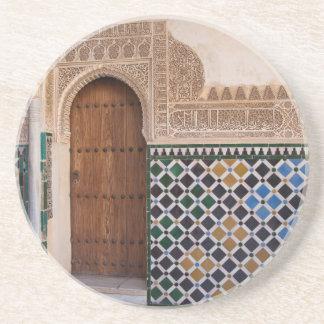Europe, Spain, Andalusia, Granada, Alhambra Coaster