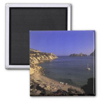 Europe, Spain, Balearics, Ibiza, Cala d'Hort Magnet