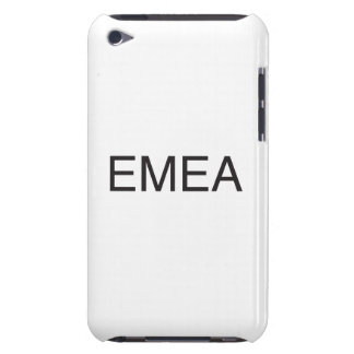 europe the middle east and africa.ai iPod Case-Mate cases