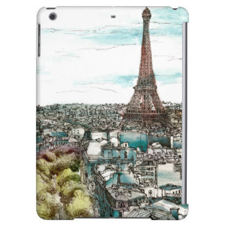 European Afternoon I Case For iPad Air