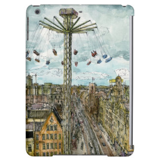 European Afternoon IV Case For iPad Air