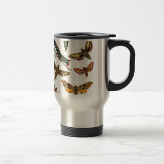 European Butterfly Travel Mug