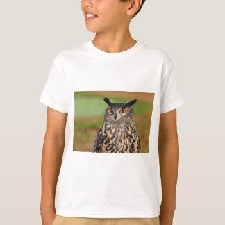 European Eagle Owl T-Shirt