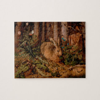 European Painting Rabbit Year 2023 Puzzle