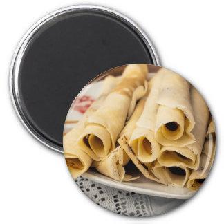 European pancakes magnet