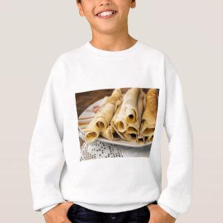 European pancakes sweatshirt