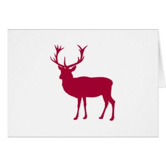 Deer Antlers Cards, Deer Antlers Greeting Cards, Deer Antlers ...