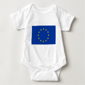 European Union Baby Bodysuit