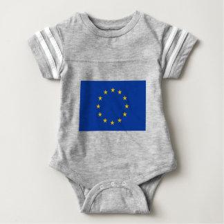 European Union Baby Bodysuit