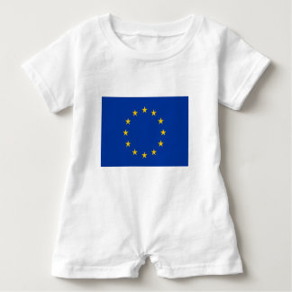 European Union Baby Romper