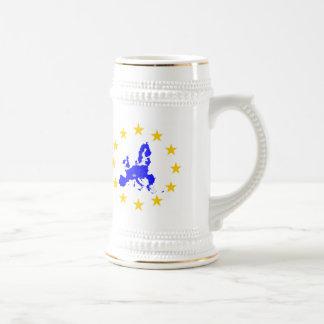 European union beer stein