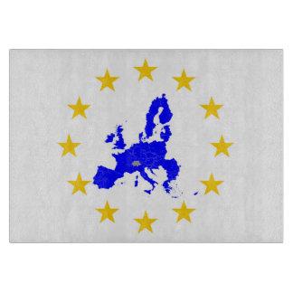 European union cutting board