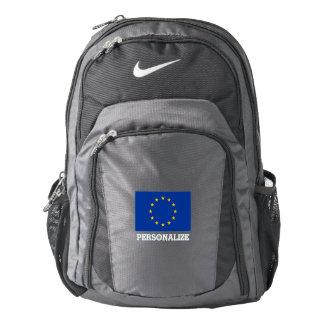 European Union EU flag personalized Backpack
