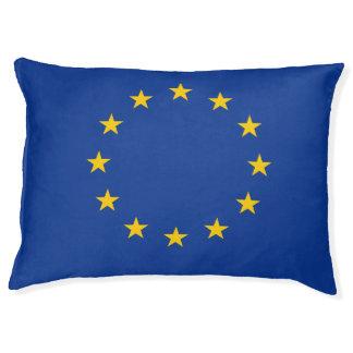 European Union flag Pet Bed
