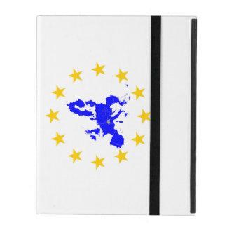 European union iPad cover