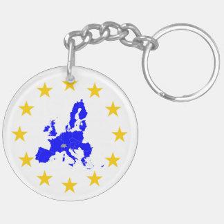 European union keychain